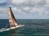 Multi 50 REAUTÉ CHOCOLAT - Transat Jacques Vabre 2017 (Armel Tripon / Vincent Barnaud) - La Trinité sur Mer le 20/10/2017