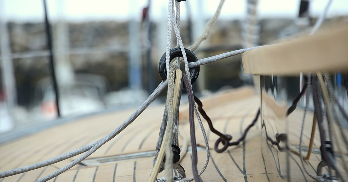 Code2 Armel Tripon avec Black Pepper Yachts